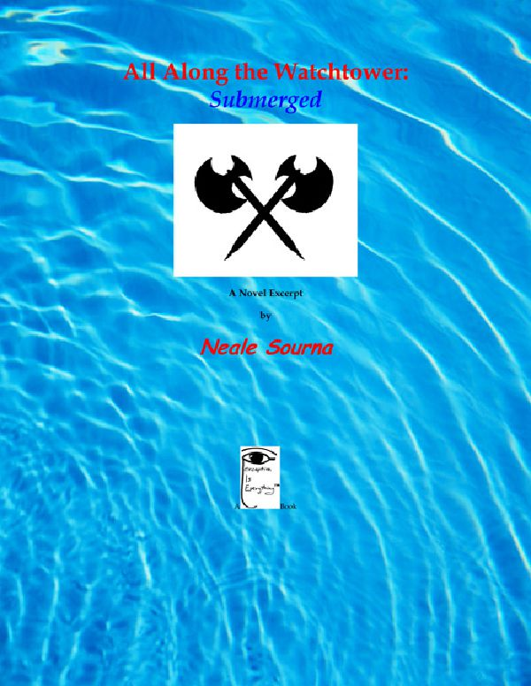 book cover of All Along the Watchtower: Submerged